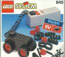 845 Battery Motor, 9V