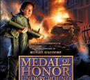 Misiones de Medal of Honor: Underground