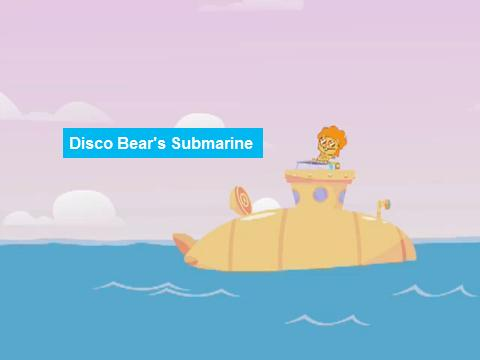 Bears on a Submarine Wikipedia File:disco Bear Submarine.jpg