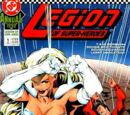 Legion of Super-Heroes Annual Vol 4 1