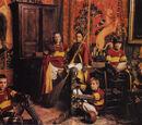 Equipes de Quidditch de Poudlard