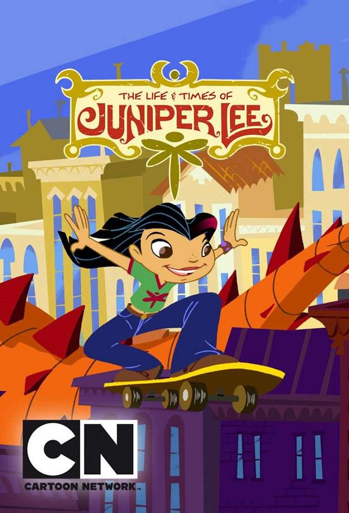 la vida y obra de juniper lee doblaje wiki