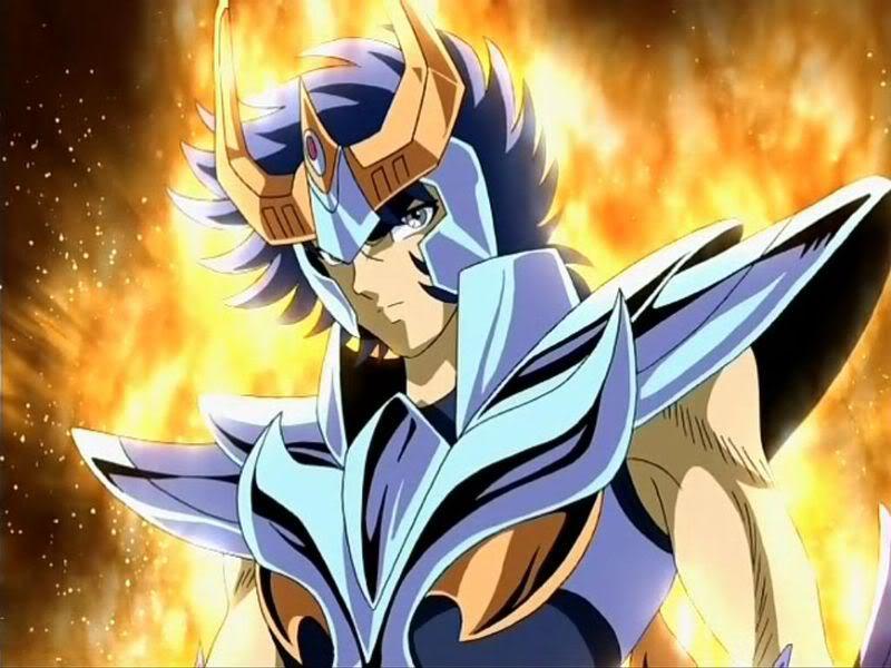 Respect Phoenix Ikki Saint Seiya Respectthreads