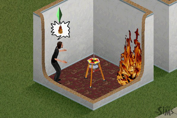 Death The Sims Wiki