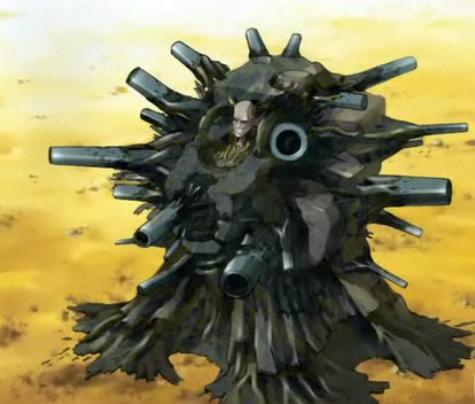 Heavy Artillery Magic  Basque_Gran