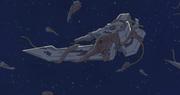 Ships flood