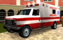 Ambulance (VCS)