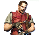 Resident Evil 5: Gold Edition Character Images