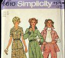 Simplicity 6610