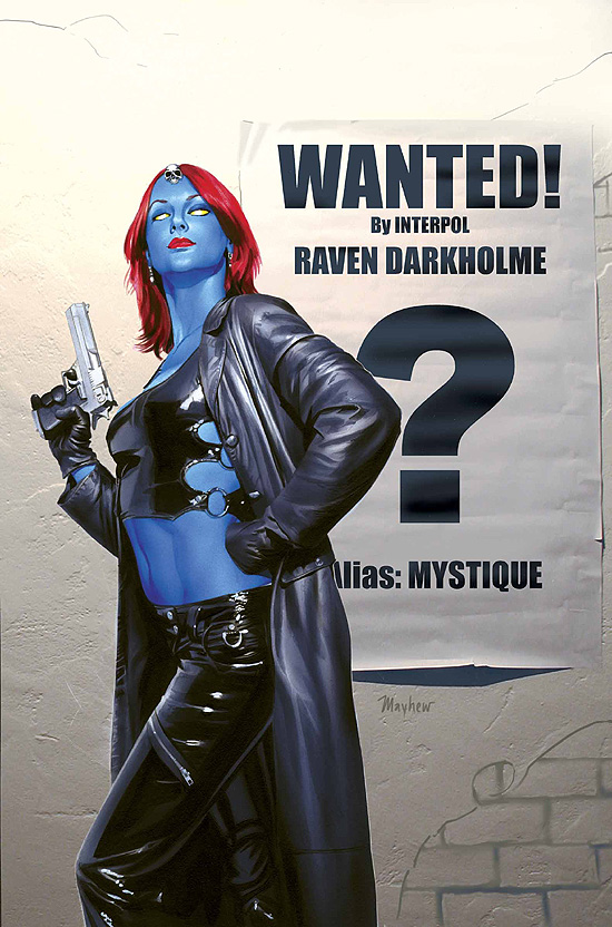 X Men Origins Mystique Mystique - X-Men Wiki ...