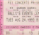 1993 - 24 August: Las Vegas, NV (USA)