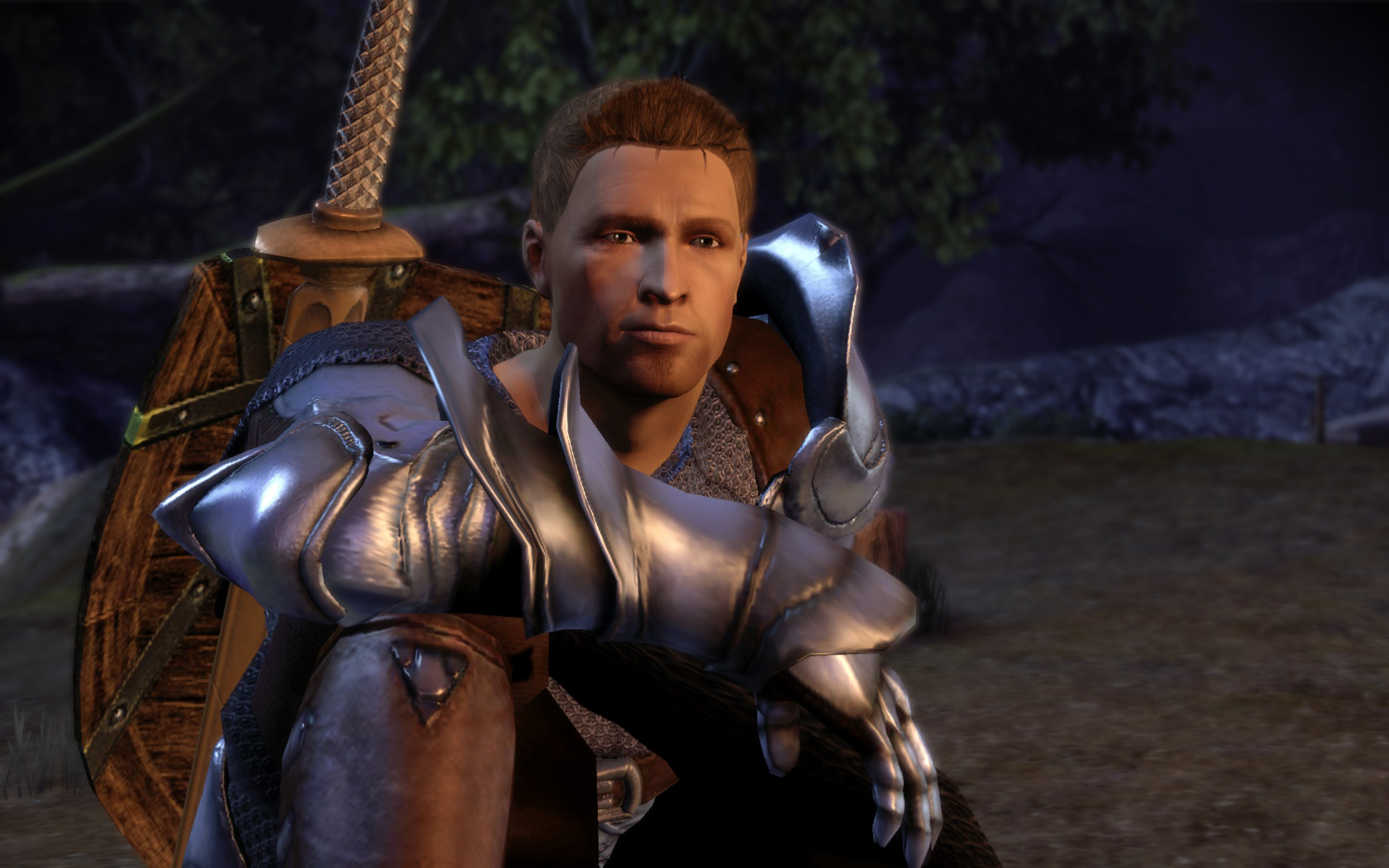 dragon age how to become king