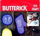 Butterick 313