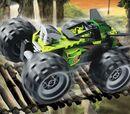 8384 Jungle Crasher