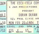 1984 - 28 February: Pittsburgh, PA (USA)