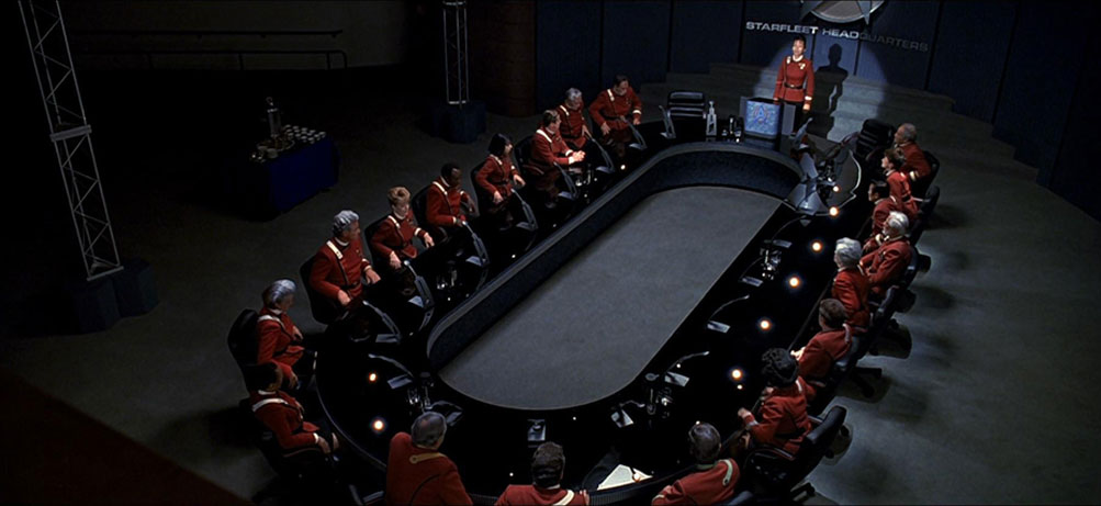 Attack on Star Fleet ST Into Darkness Clip - YouTube