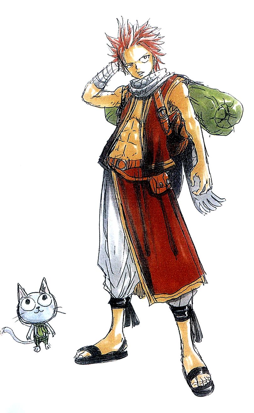 Image Natsu Final Designjpg Fairy Tail Wiki The Site