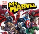 Ms. Marvel Vol 2 50