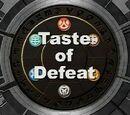 Der Geschmack der Niederlage