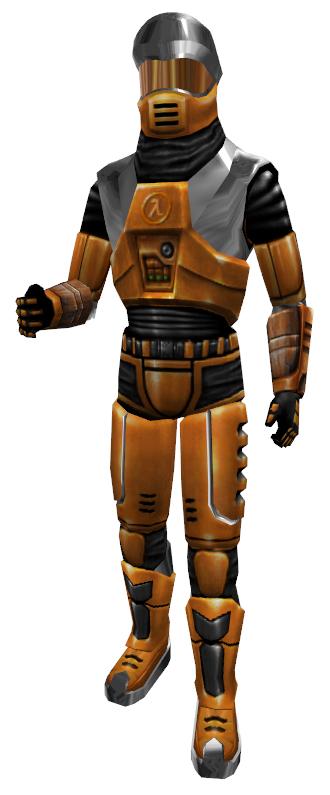 Does Gordon Freeman wear the helmet or not? | NeoGAF