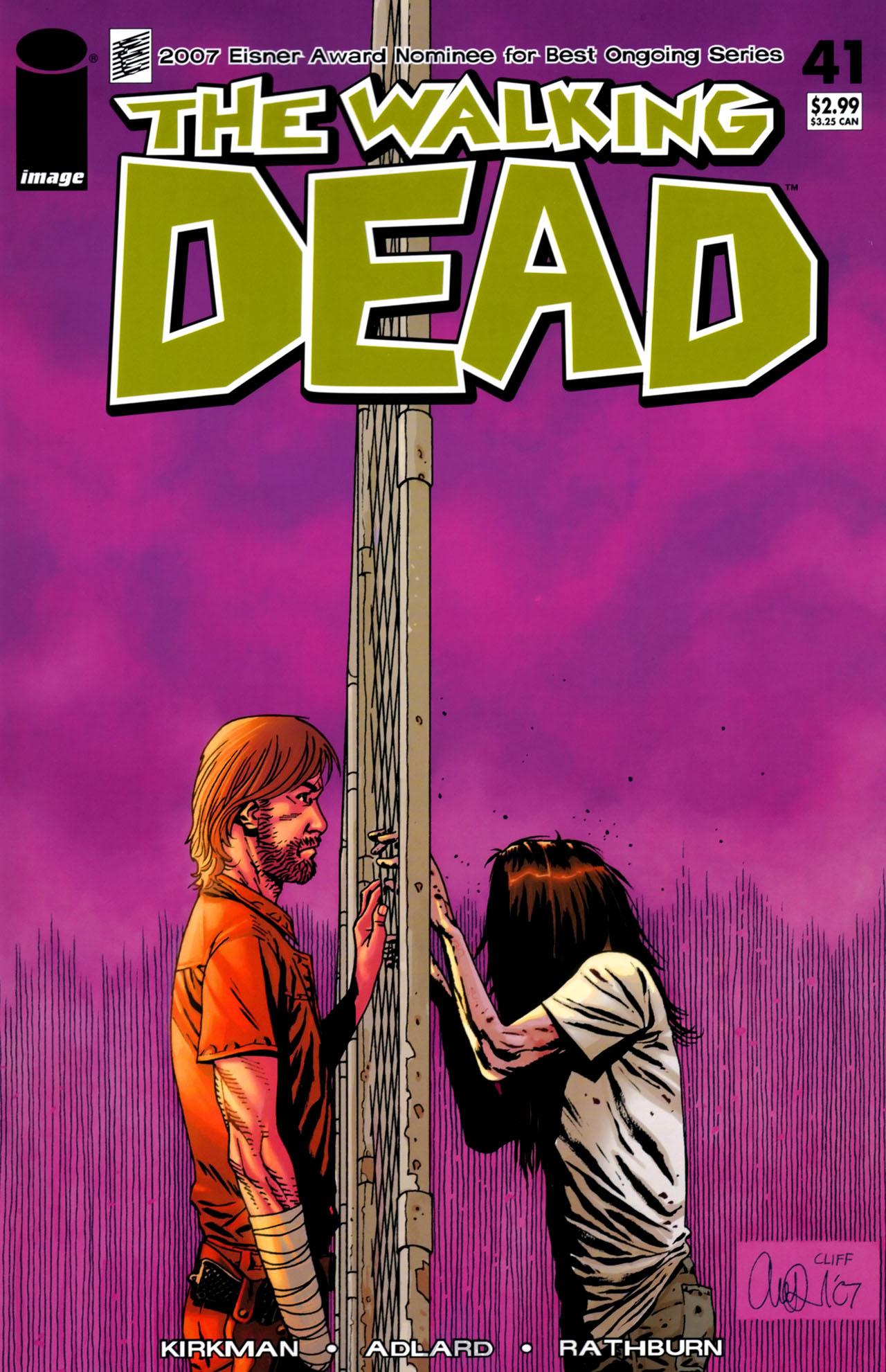 Walking Dead Sendezeit