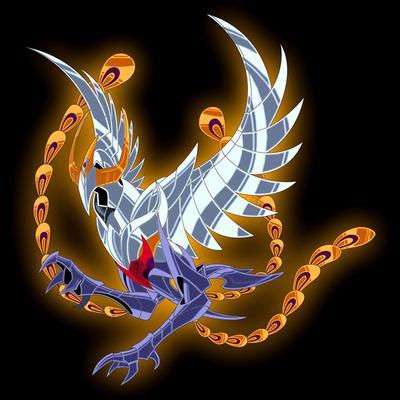 Rikû du phénix - L'homme au brasier d'enfer Phoenix_Cloth_in_Hades_series