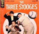 Three Stooges (Gold Key) Comic Issue 13