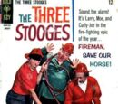 Three Stooges (Gold Key) Comic Issue 21