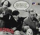 Three Stooges Collectible Calling Cards
