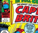 Captain Britain Vol 1 22