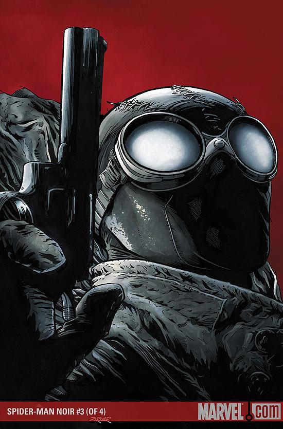 spider man noir vol 1 3 marvel comics database. Black Bedroom Furniture Sets. Home Design Ideas