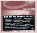 Out Of My Mind - The Final Mixes