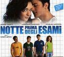 Notte Prima Degli Esami (soundtrack)