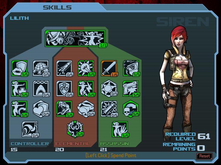 Borderlands 2 Assassin Solo Build Related Keywords