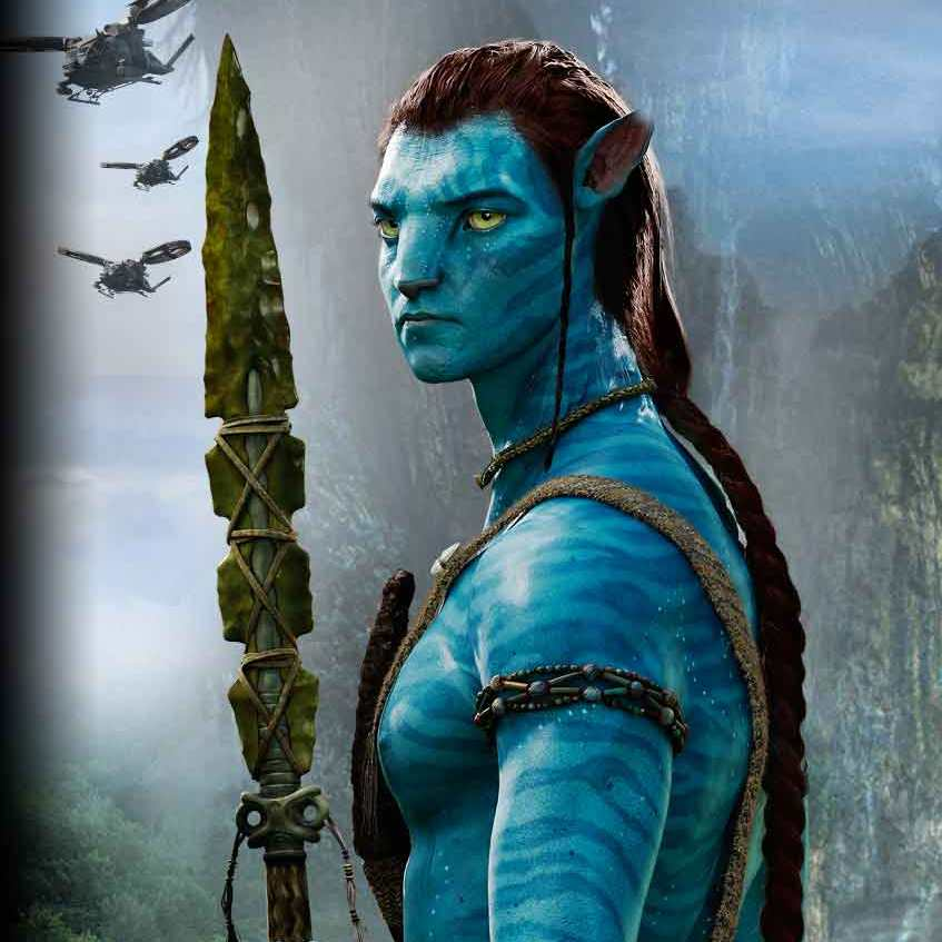 Avatar 2 Hd Full Movie: The Shredder Vs Jake Sully Vs Captain America Vs Predalien