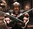 Mortal Kombat Villains