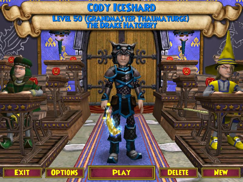 wizard101 how to get ice wyvern pet