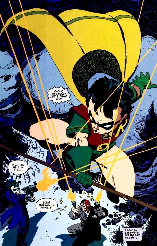 Richard grayson new earth dc comics database