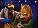 Falco cheers Fox up.png