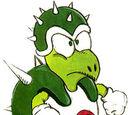 Boss aus Wario Land: Super Mario Land 3
