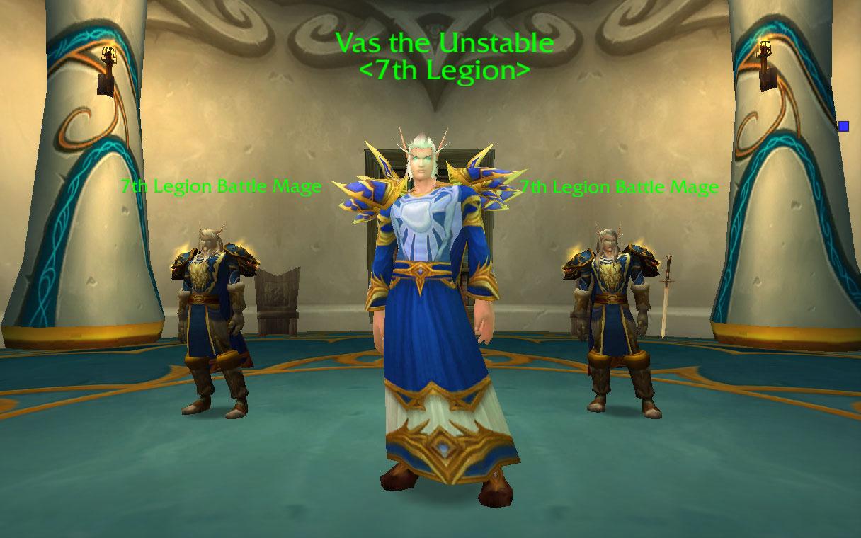 The secret world 7th legion amakuni