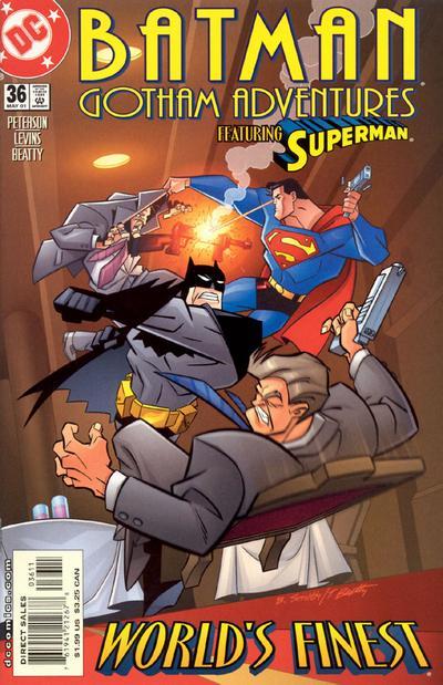 batman gotham adventures vol 1 36 dc comics database. Black Bedroom Furniture Sets. Home Design Ideas