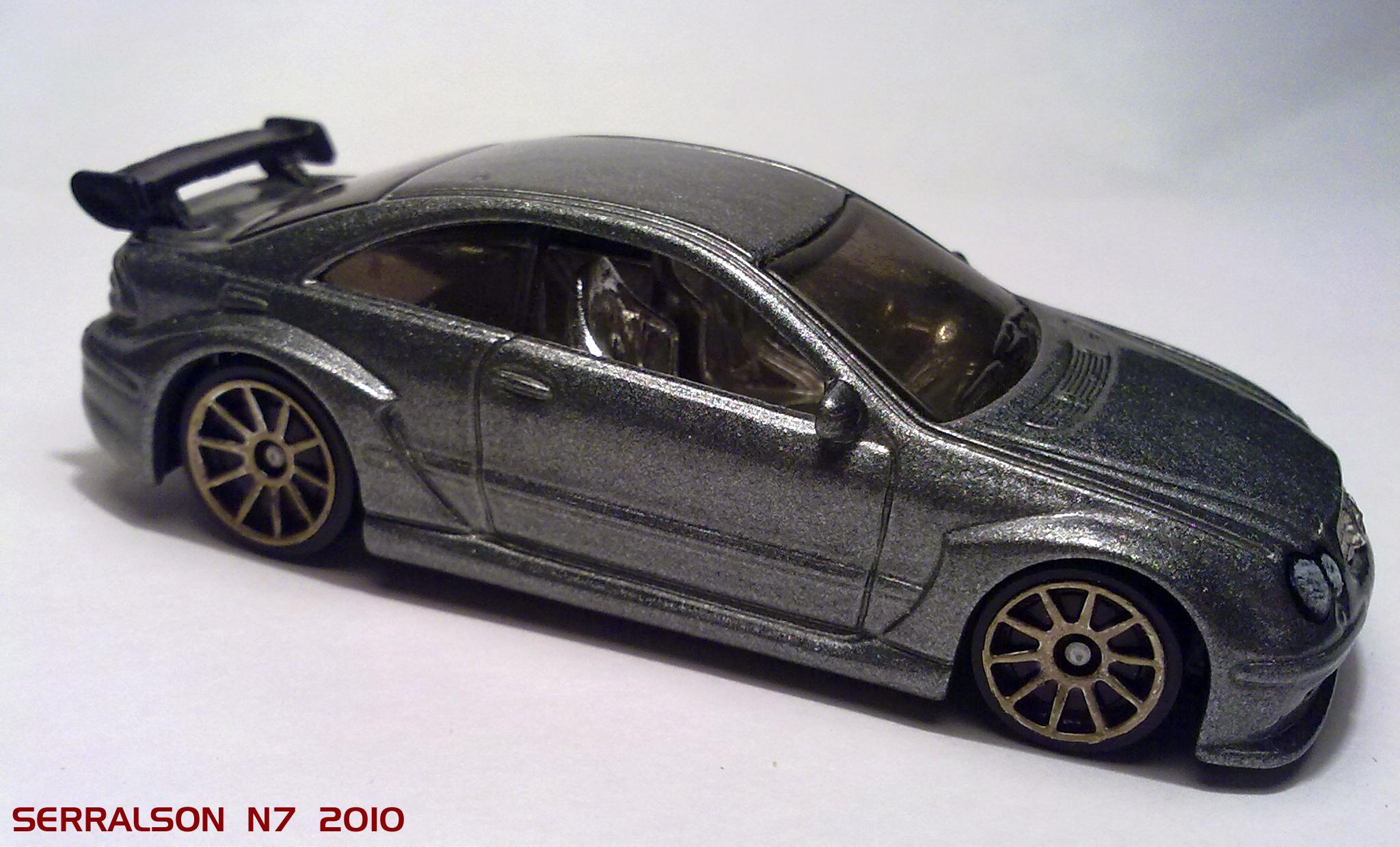 AMG Mercedes-Benz CLK DTM - Hot Wheels Wiki