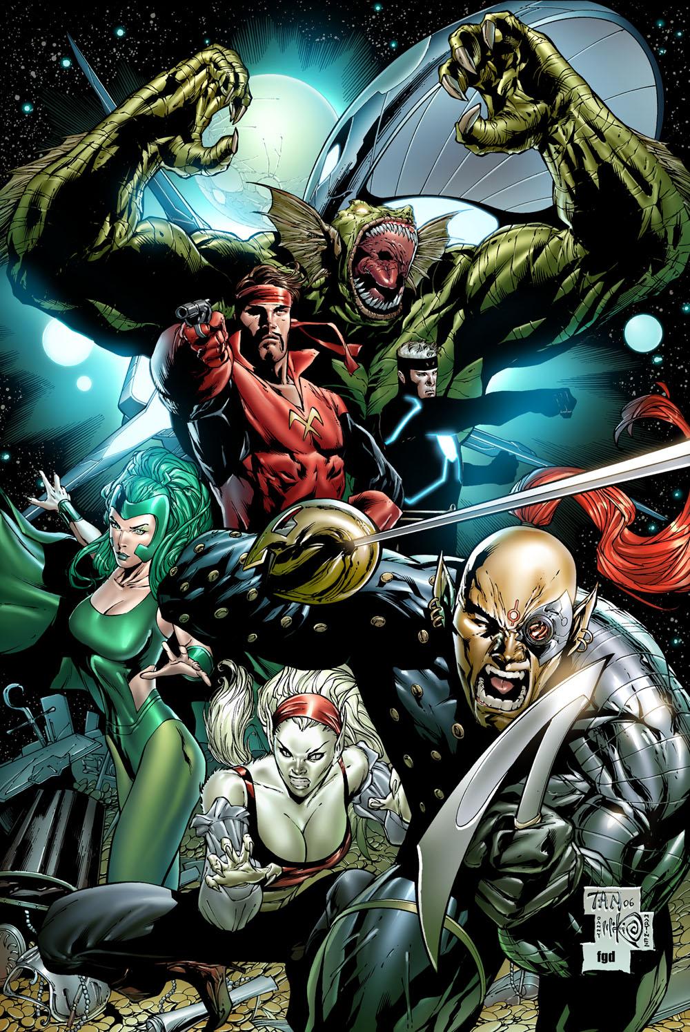 starjammers earth616 marvel comics database