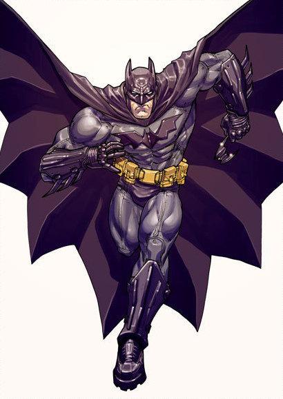 Batman Arkhamverse 002