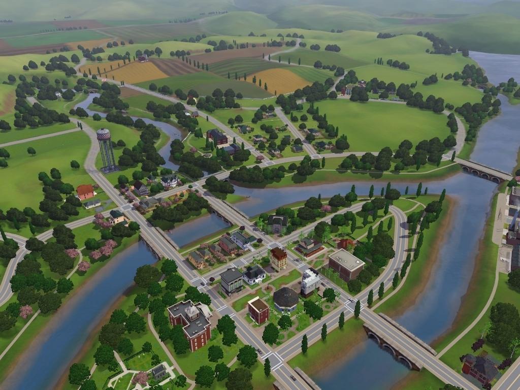 Imagen Simspedia La Enciclopedia De