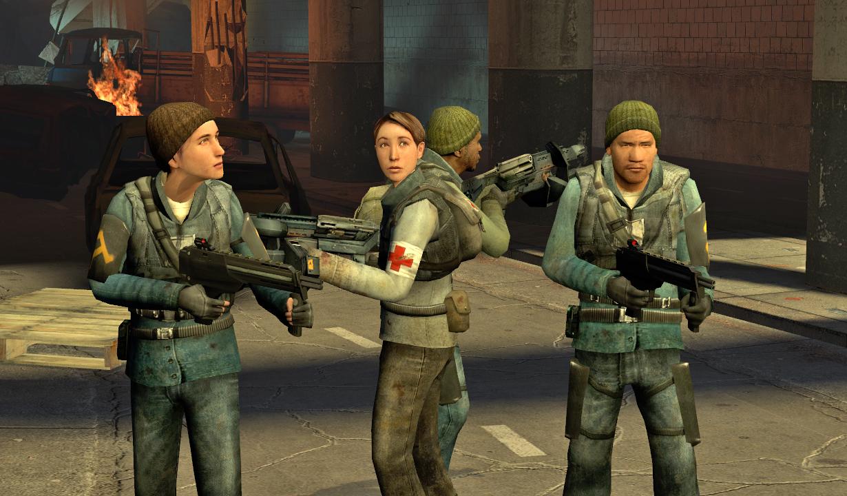 [Análise] Half-Life 2 Rebels_tunnel