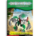 B199 BIONICLE Chronicles 3: Makuta's Revenge