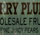 Harry Plums Wholesale Fruit