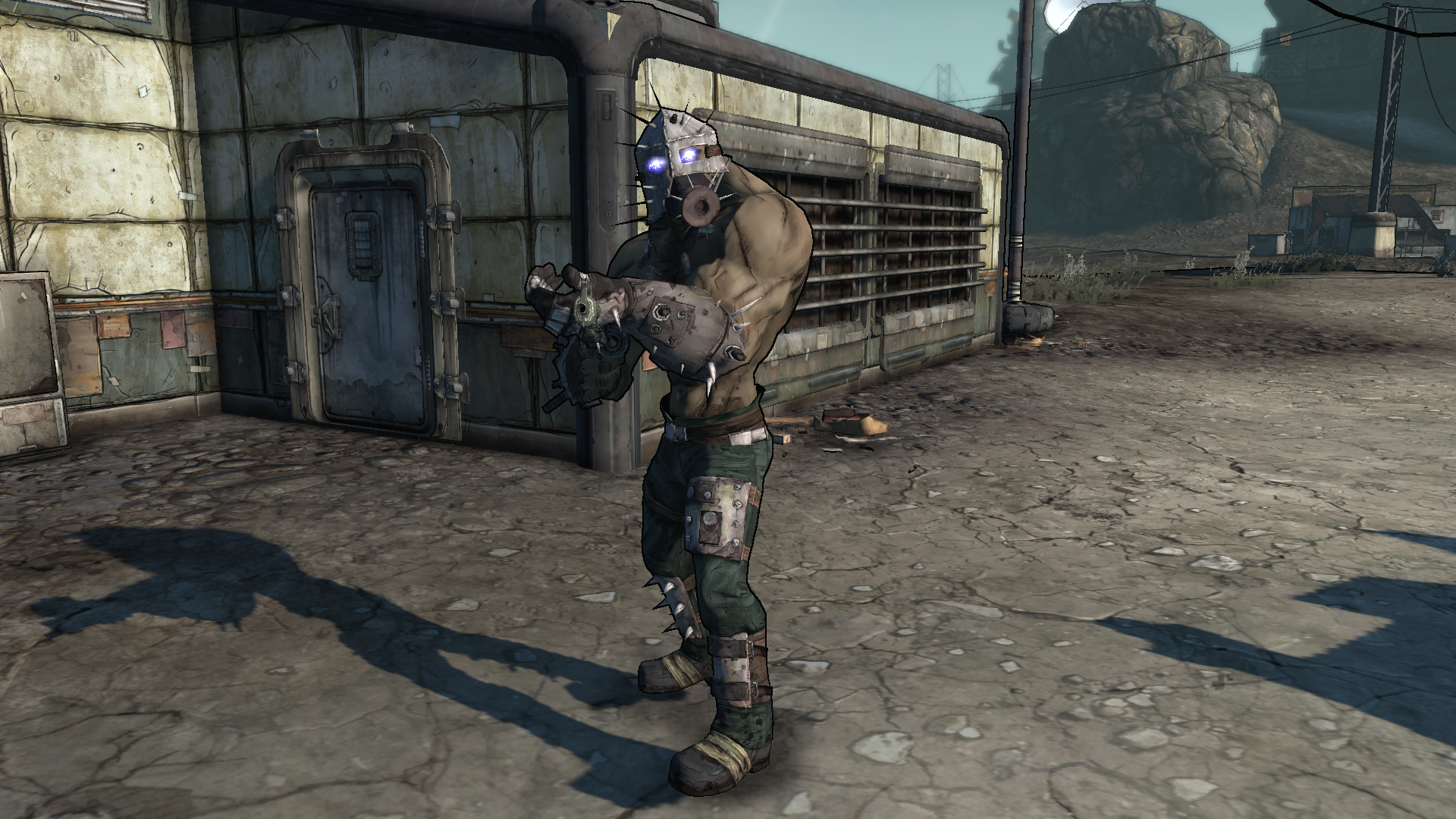 bruiser enemy borderlands wiki walkthroughs weapons
